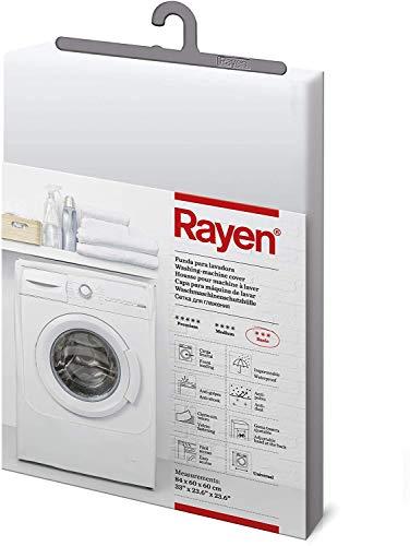 Rayen   Funda para lavadora basic   Funda lavadora de carga frontal   Cubierta impermeable para...